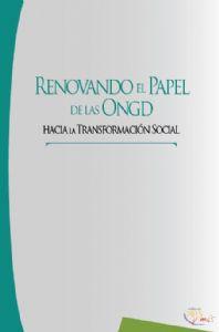 Renovando el papel de las ONGD. Hacia la transformación social