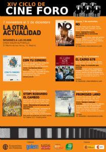 XIV Ciclo de cine-foro: La Otra Actualidad.