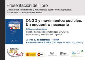 ONGD y movimientos sociales. Un encuentro necesario