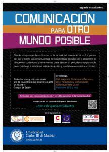 """Curso """"Comunicación para otro mundo posible"""""""