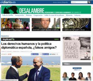 Los derechos humanos y la política diplomática española, ¿falsos amigos?