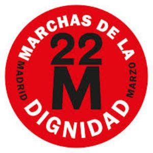 La Plataforma 2015 y más, con las Marchas de la Dignidad #22M