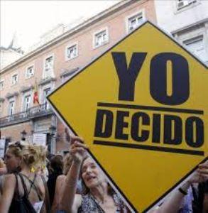 En la Plataforma 2015 y más defendemos el derecho de las mujeres a decidir sobre su propio cuerpo