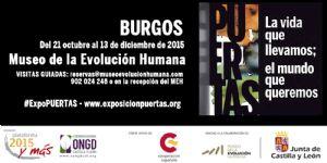 La exposición Puertas llega al Museo de la Evolución Humana de Burgos