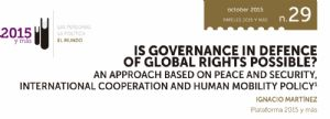 Is Governance in Defence of Global Rights Possible?