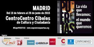 La exposición PUERTAS se inaugura en Madrid